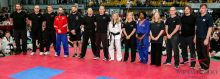 Instructor Adam Beattie promoted to 4th Dan Black Belt Welsh Championships 2017
